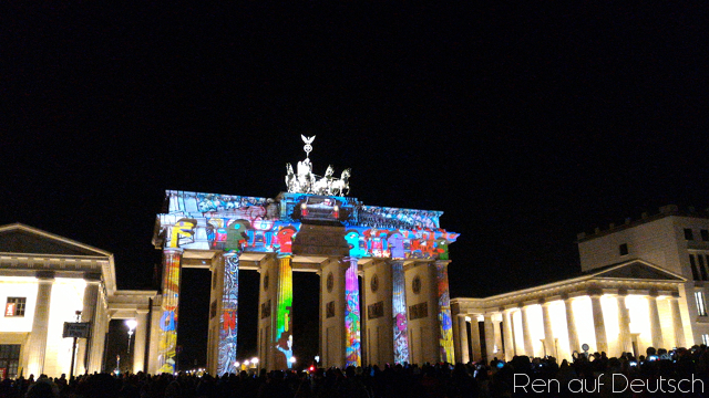 Brandenburger Tor, Festival of Lights